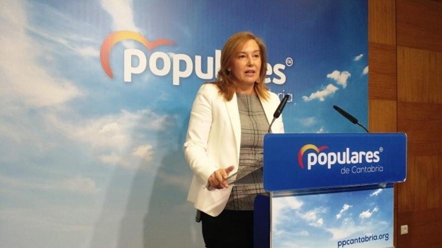 """El PP dice que el presupuesto de PRC-PSOE """"va a congelar a Cantabria en 2020"""""""