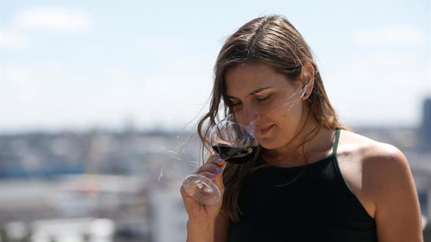 Uruguay muestra en Europa la personalidad de sus vinos a través de una embajadora