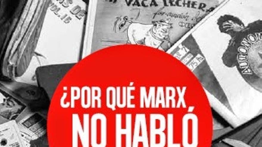 'Por qué Marx no habló de Copyright', de David Garcia Arístegui