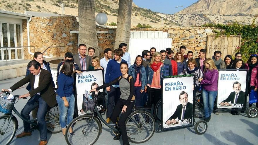 """Levy alerta de que los votos a Ciudadanos tienen un """"alto riesgo"""" de dar La Moncloa a Pedro Sánchez"""