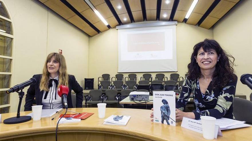 De pluma a internet, los libros de Zorrilla se leen en su biblioteca digital
