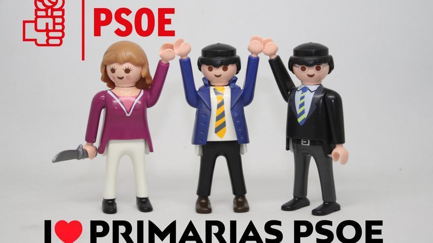 I love Primarias PSOE