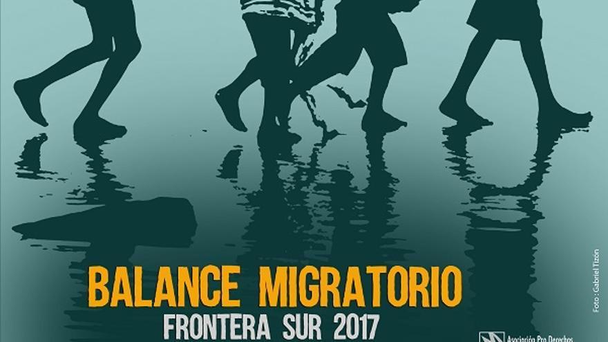 Balance Migratorio, muerte y sufrimiento