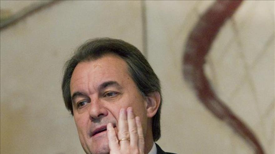 """Mas tacha el lenguaje de Aznar de """"anticuado, pasado de moda y desfasado"""""""