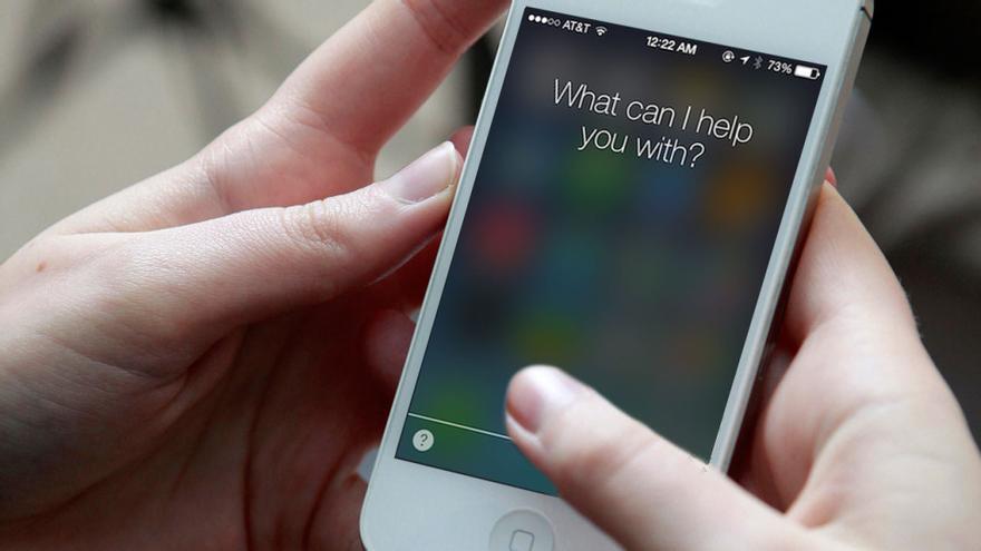 Siri no sabe nada de violencia machista.