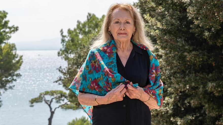 La escritora francesa Annie Ernoux, ganadora del premio Formentor.