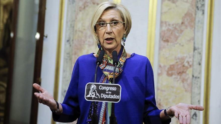 UPyD pide un cambio constitucional para suprimir los aforamientos políticos