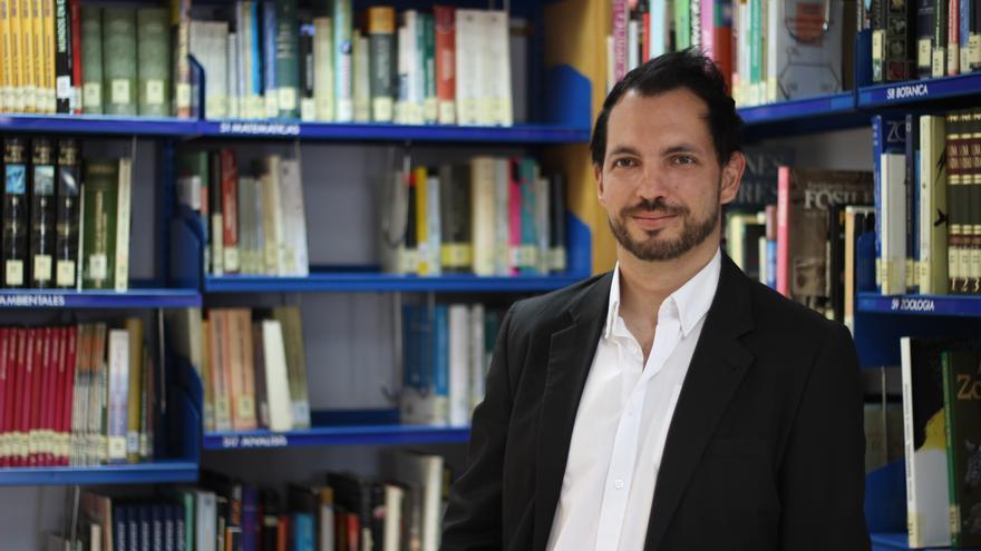 Óscar Costa es uno de los pioneros en el uso de la realidad virtual en el ámbito educativo en España