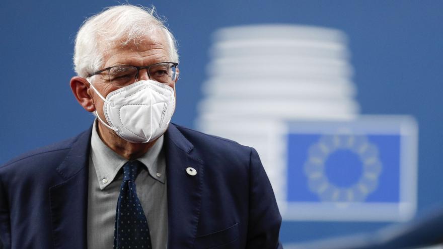 """Borrell destaca el """"reencuentro"""" entre EE.UU. y la UE con el Gobierno de Biden"""