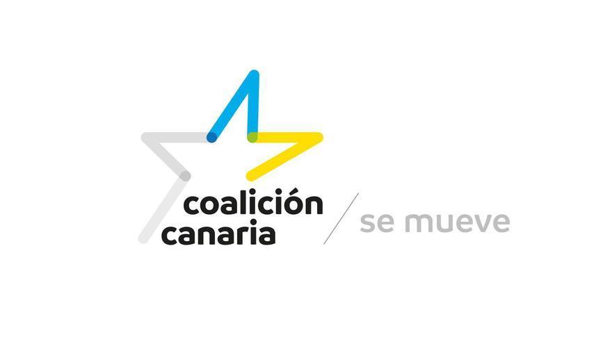 Logotipo de Coalición Canaria