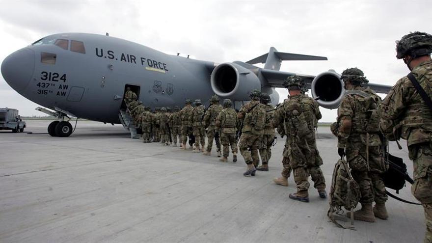 Un nuevo plan de paz en Afganistán busca retirar las tropas de EE.UU. en cinco años