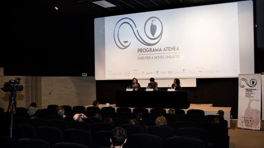 Presentación de 'Dona i cinema'