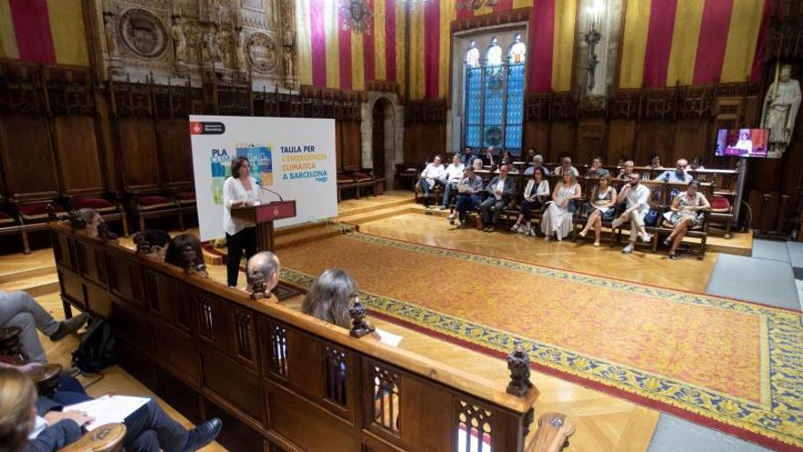 Barcelona avanza un plan de choque con vistas a reducir un 6% las emisiones