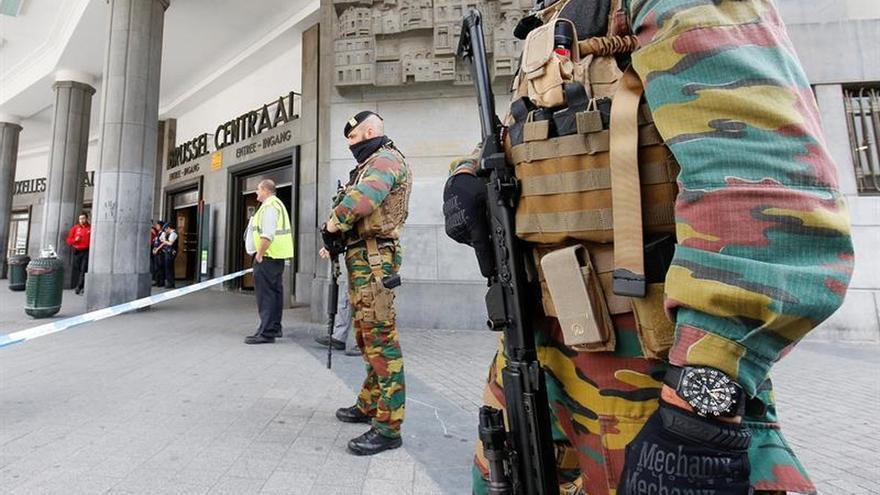 Cinco detenidos por terrorismo en Bélgica sin conexión con el atentado de París