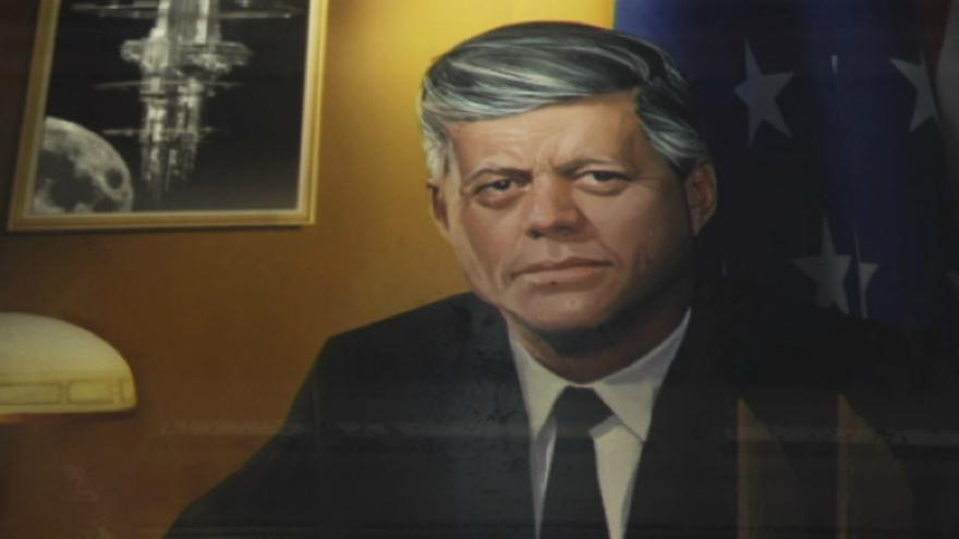 JFK en 'Prey'