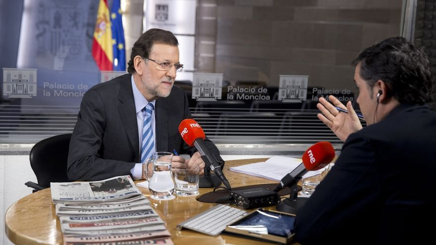 """Rajoy dice que no generará """"tensiones"""" con Cataluña pero Mas """"sabe"""" que no aceptará romper la unidad de España"""