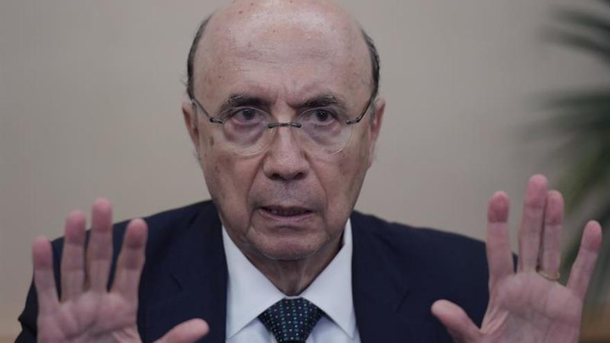 Brasil puede crecer en el primer trimestre de 2017, dice el ministro de Hacienda