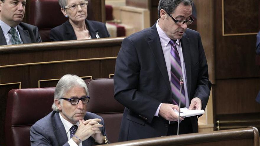 """CiU acusa al Gobierno de """"hipocresía absoluta"""" por aumentar gasto en asesores"""