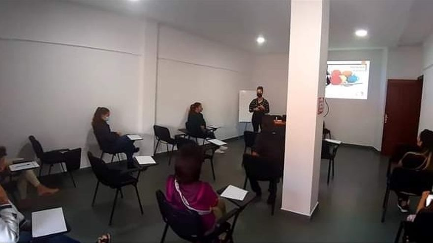 Barlovento apuesta por la alfabetización digital de los habitantes del municipio