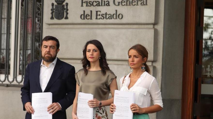 La Fiscalía investigará los incidentes del Orgullo denunciados por Ciudadanos