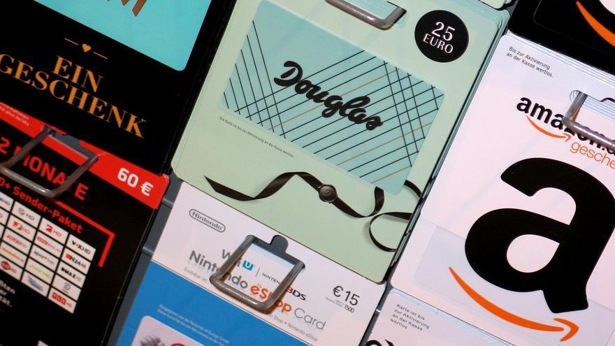Algunos delincuentes obtienen beneficios de seis cifras vendiendo tarjetas regalo robadas en la internet oscura