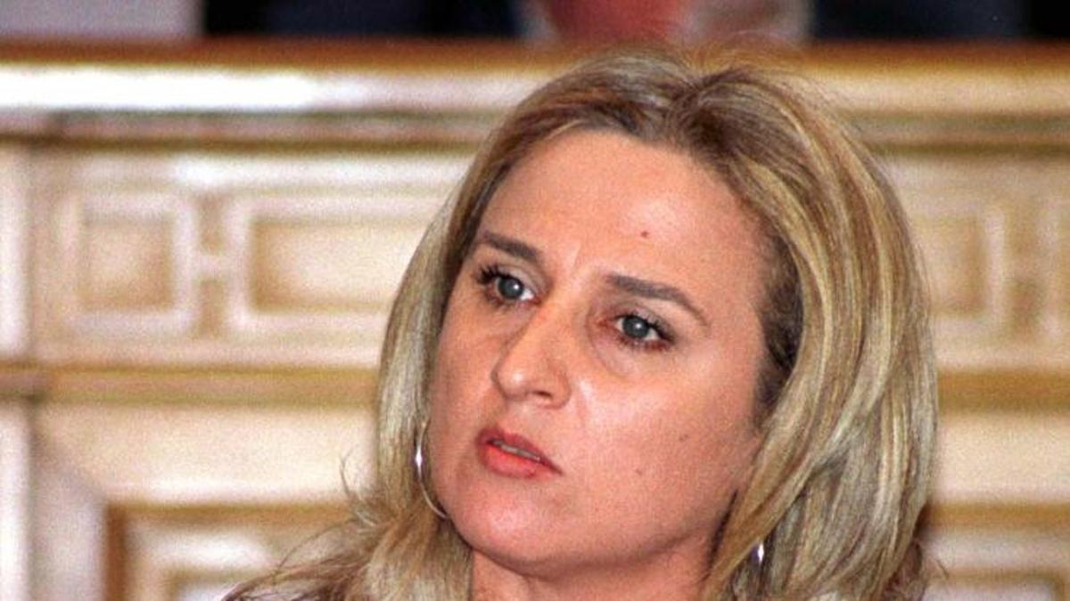 Araceli Muñoz, en una imagen de archivo
