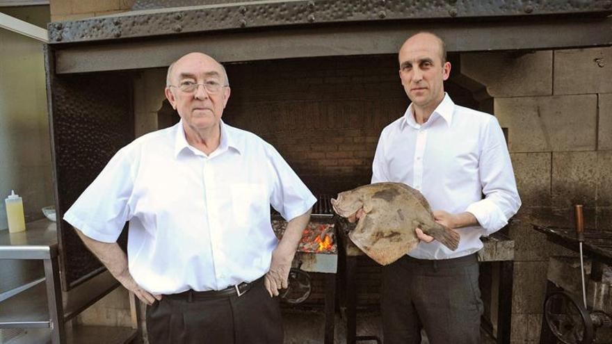 Aitor Arregui: Comer pescado salvaje es hoy un lujo
