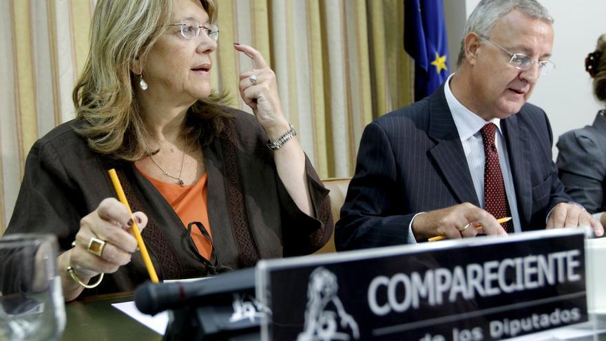 Elvira Rodríguez presenta su renuncia como diputada antes de presidir la CNMV