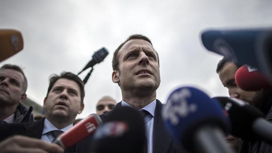 Macron: Llamadme populista, pero no demagogo