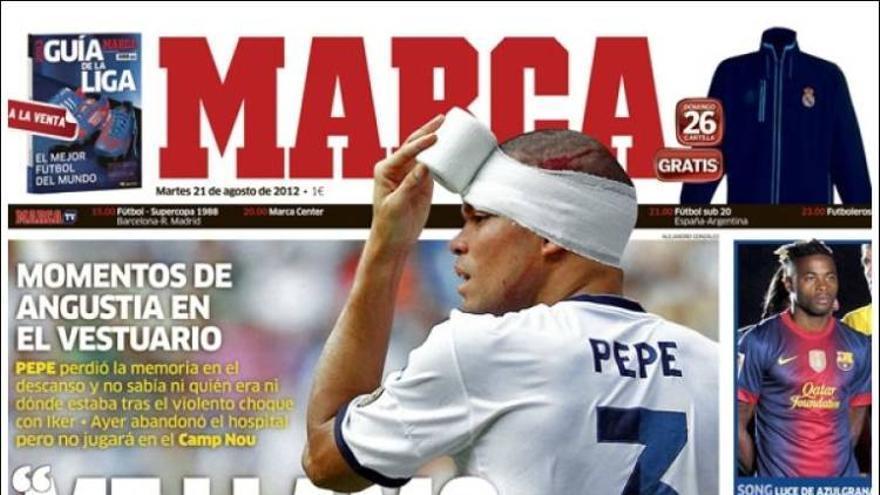 De las portadas del día (21/08/2012) #12