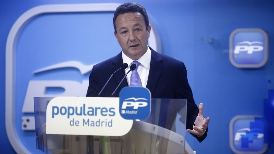 """Henríquez de Luna tacha los congresos sin primarias de """"proceso teledirigido"""" y llama al PP a ser """"un partido abierto"""""""
