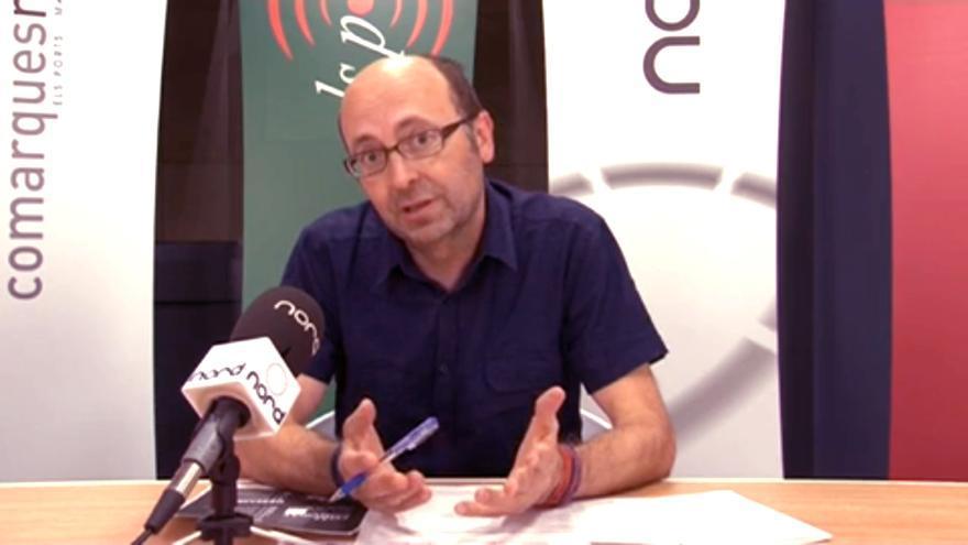 Francis Puig, responsable de 'Comunicacions dels Ports'