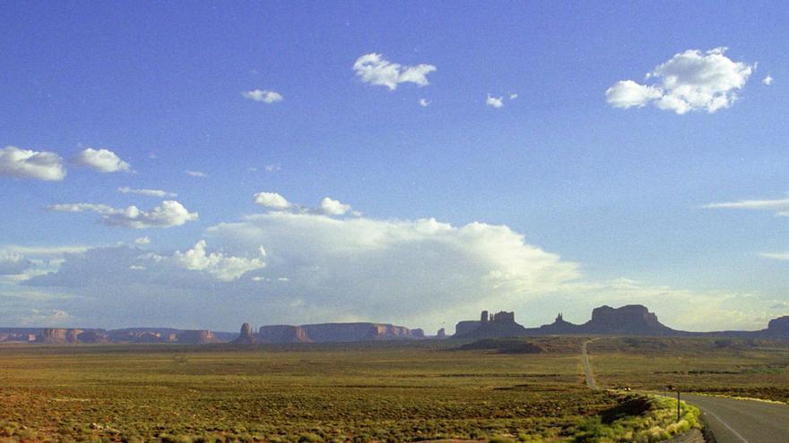 Grandes espacios abiertos y paisajes alucinantes. La ruta que nos acerca hasta Monument Valley no defrauda. David Molloy
