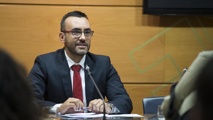 José Benlloch anuncia su dimisión como portavoz y diputado en la Diputación de Castellón.