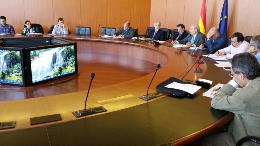 Reunión de la Junta de Explotación de la Cabecera del río Tajo