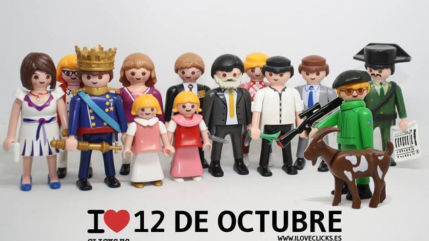 I love 12 de octubre