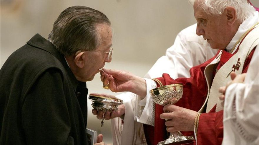 El Vaticano recuerda a Andreotti como un servidor institucional y un hombre de fe