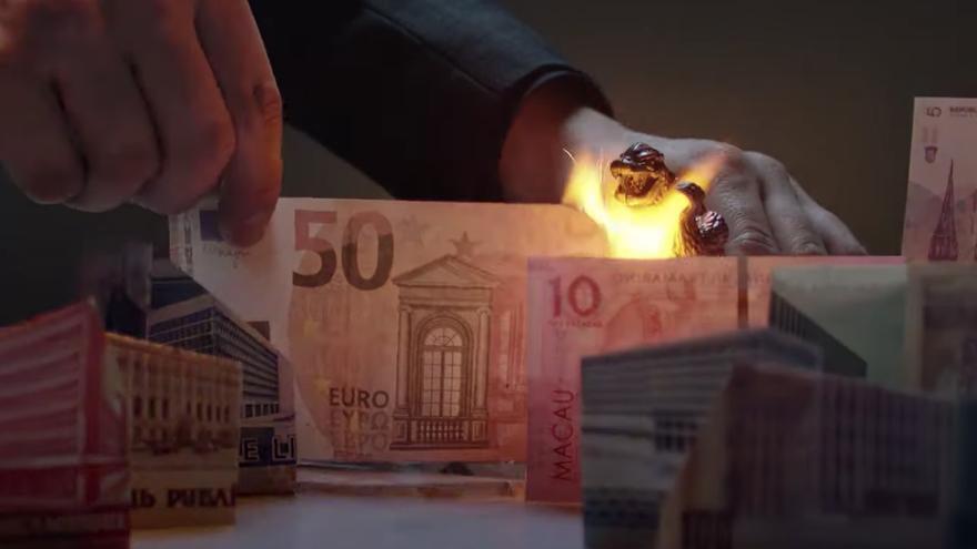Captura de la nueva imagen de la campaña de Bankinter