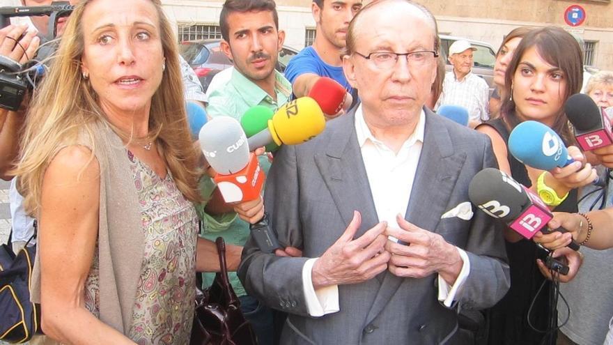 """Ruiz-Mateos dice que temía """"palmarla"""" en el calabozo y que si le citan de nuevo deberán llevarle en camilla"""