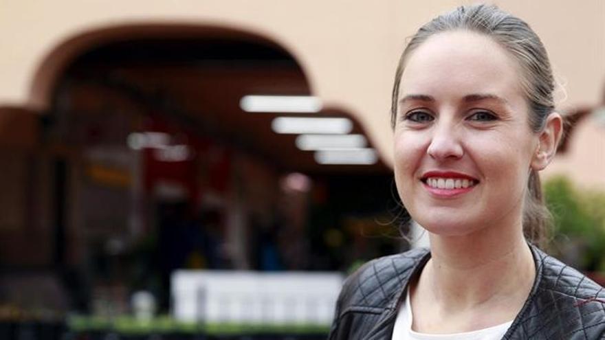 Melisa Rodríguez, portavoz regional de C's y diputada nacional