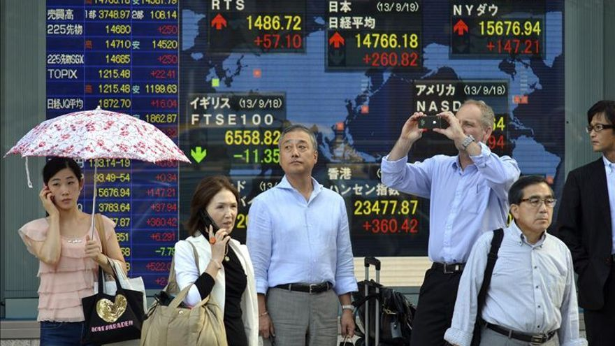 El Nikkei sube un 0,66 por ciento en la apertura