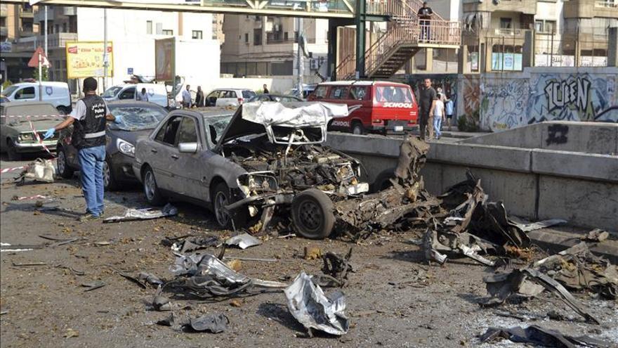 Dos coches bomba estallan cerca de las embajadas de Egipto y de Emiratos en Trípoli