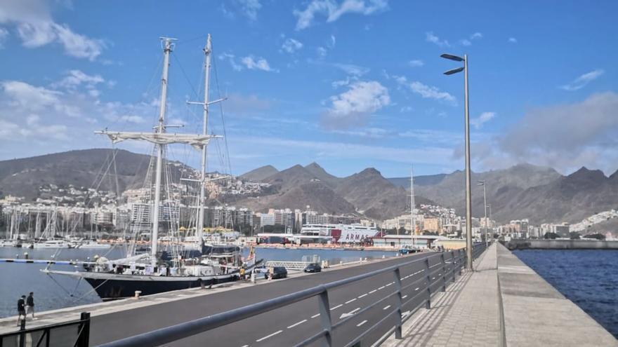 Los cielos vuelven a estar despejados este viernes en Canarias