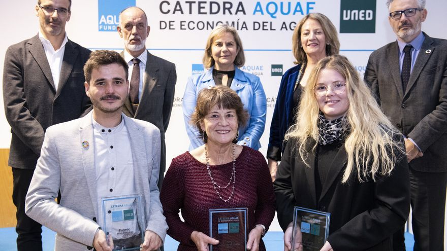 premios cátedra aqua