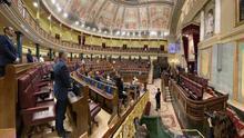 El Congreso guarda un minuto de silencio por los más de 27.000 fallecidos por el Covid-19