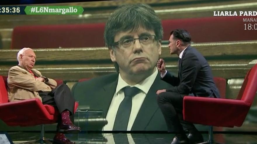 Margallo, en La Sexta Noche.