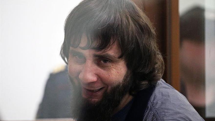 El autor material del asesinato del opositor Nemtsov condenado a 20 años de cárcel