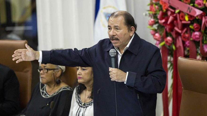 Nicaragua elige presidente con Ortega como el favorito y sin observación