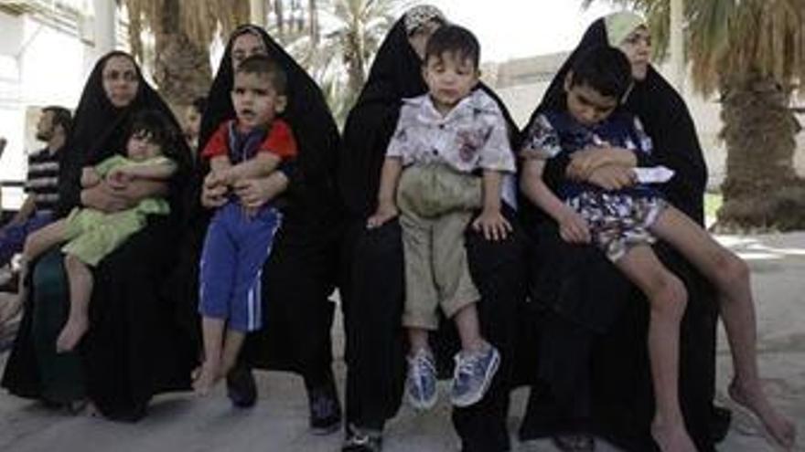 Las muertes de civiles en Irak caen a su nivel más bajo