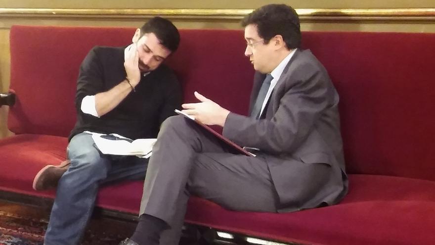 PSOE cede en el Senado cuatro secretarías de Comisión a Podemos, una al PNV y sitúa a Montilla al frente de Presupuestos
